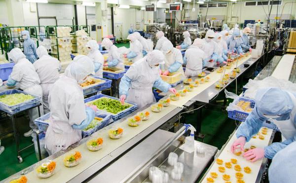 Kết quả hình ảnh cho đơn hàng chế biến thực phẩm